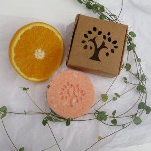 Shampoo Bar Sinaasappel