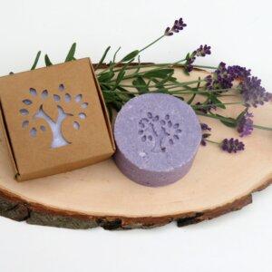 Shampoobar Lavendel